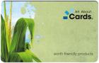 Kartentraeger bestehend aus Mais