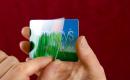 Macys-Geschenkkarte mit extra Folie