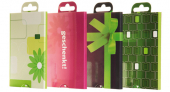 POS Geschenkkarten-Pack
